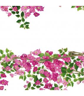 Sticker-frises-de-bougainvillées-provence-fleurs-printemps-été-vitrophanie-décoration-vitrine-estivale-printanière-électrostatique-sans-colle-repositionnable-réutilisable-DECO-VITRES