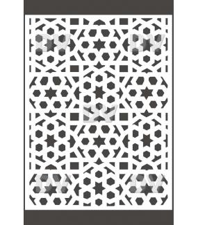 DSP1418 - Sticker moucharabieh format personnalise