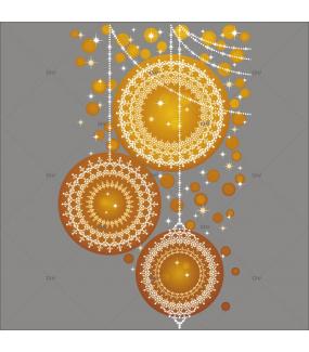 Sticker-angle-suspensions-cristaux-boules-de-noël-vitrophanie-décoration-vitrine-noël-électrostatique-sans-colle-repositionnable-réutilisable-DECO-VITRES