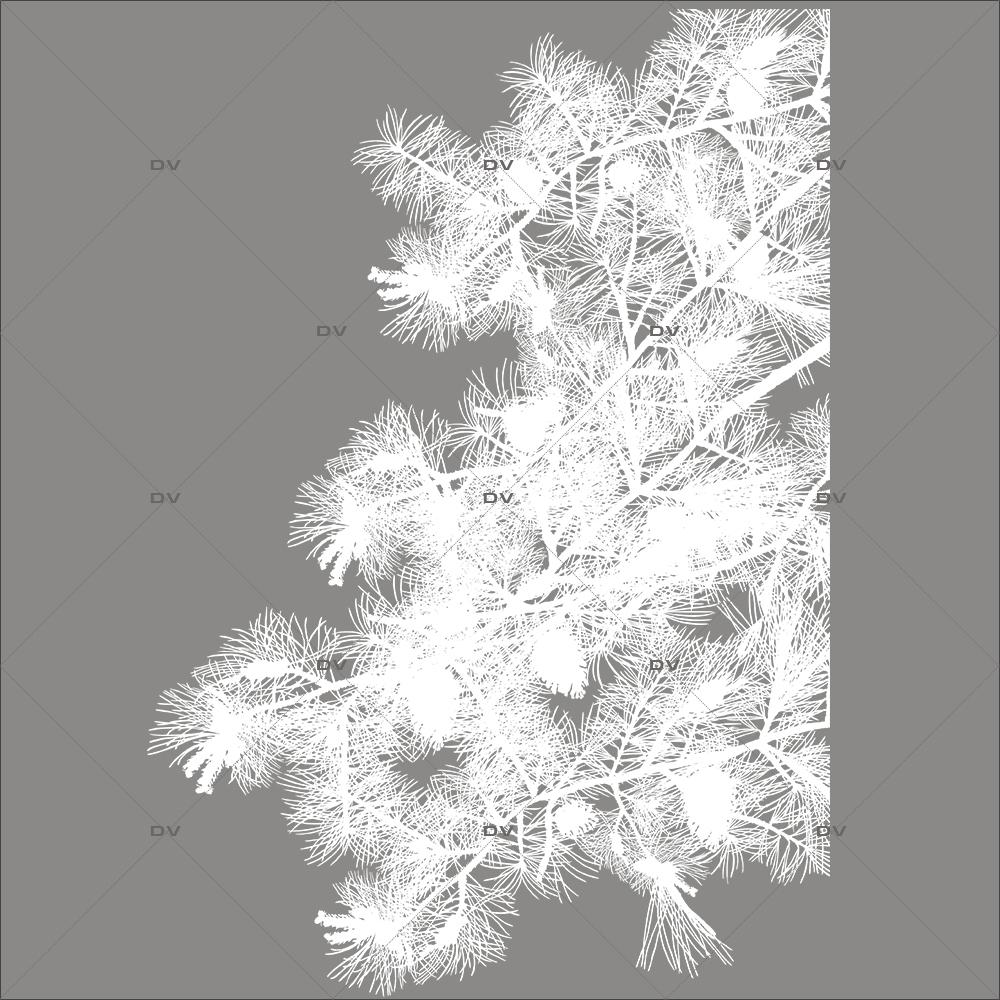 Sticker-angle-pin-givré-blanc-paysage-hiver-vitrophanie-décoration-vitrine-noël-électrostatique-sans-colle-repositionnable-réutilisable-DECO-VITRES