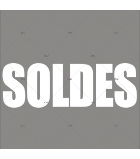 Sticker-soldes-blanc-plusieurs-tailles-moyen-géant-impact-maximum-2-mètres-moderne-vitrophanie-décoration-vitrine-promotionnelle-électrostatique-sans-colle-repositionnable-réutilisable-DECO-VITRES