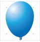 Sticker-ballon-bleu-anniversaire-fête-carnaval-vitrophanie-décoration-vitrine-promotionnelle-électrostatique-sans-colle-repositionnable-réutilisable-DECO-VITRES