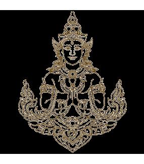 Sticker-bouddha-asiatique-ambiance-décoration-asie-zen-adhésif-teinté-dans-la-masse-26-couleurs-au-choix-découpé-mural-ou-vitres-décoration-intérieure-DECO-VITRES