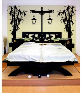 Sticker-lanternes-et-dragons-ambiance-décoration-retro-asie-zen-adhésif-teinté-dans-la-masse-26-couleurs-au-choix-découpé-mural-ou-vitres-décoration-intérieure-DECO-VITRES