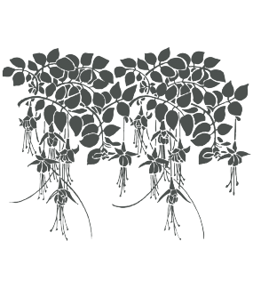 Sticker-fleurs-japonaises-asiatique-ambiance-décoration-asie-retro-zen-Japon-Chine-adhésif-teinté-dans-la-masse-26-couleurs-au-choix-découpé-mural-ou-vitres-décoration-intérieure-DECO-VITRES