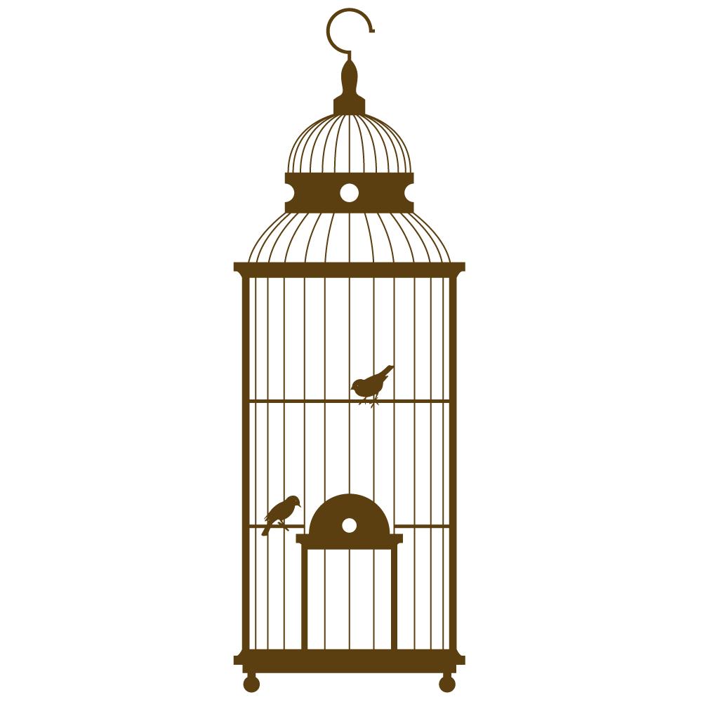 Sticker-cage-et-oiseaux-ambiance-décoration-retro-asie-zen-adhésif-teinté-dans-la-masse-26-couleurs-au-choix-découpé-mural-ou-vitres-décoration-intérieure-DECO-VITRES