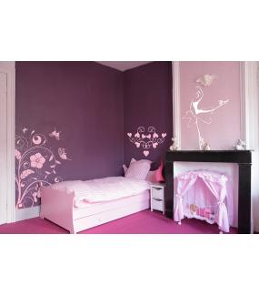 Sticker-volutes-de-fleurs-chambre-bébé-enfant-fille-adhésif-teinté-dans-la-masse-26-couleurs-au-choix-découpé-mural-ou-vitres-décoration-intérieure-DECO-VITRES