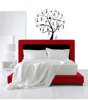 Sticker-arbre-à-chats-chambre-bébé-enfant-adhésif-teinté-dans-la-masse-26-couleurs-au-choix-découpé-mural-ou-vitres-décoration-intérieure-DECO-VITRES