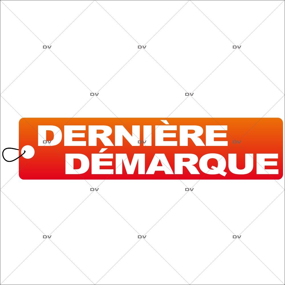 Sticker-frise-étiquette-dernère-démarque-soldes-vitrophanie-décoration-vitrine-promotionnelle-électrostatique-sans-colle-repositionnable-réutilisable-DECO-VITRES
