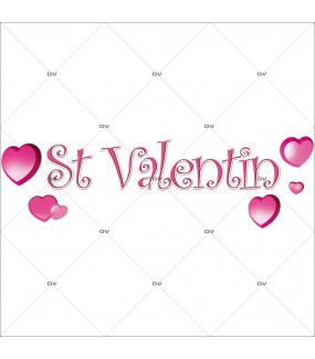 Sticker-texte-St-Valentin-coeurs-vitrophanie-décoration-vitrine-saint-valentin-électrostatique-sans-colle-repositionnable-réutilisable-DECO-VITRES