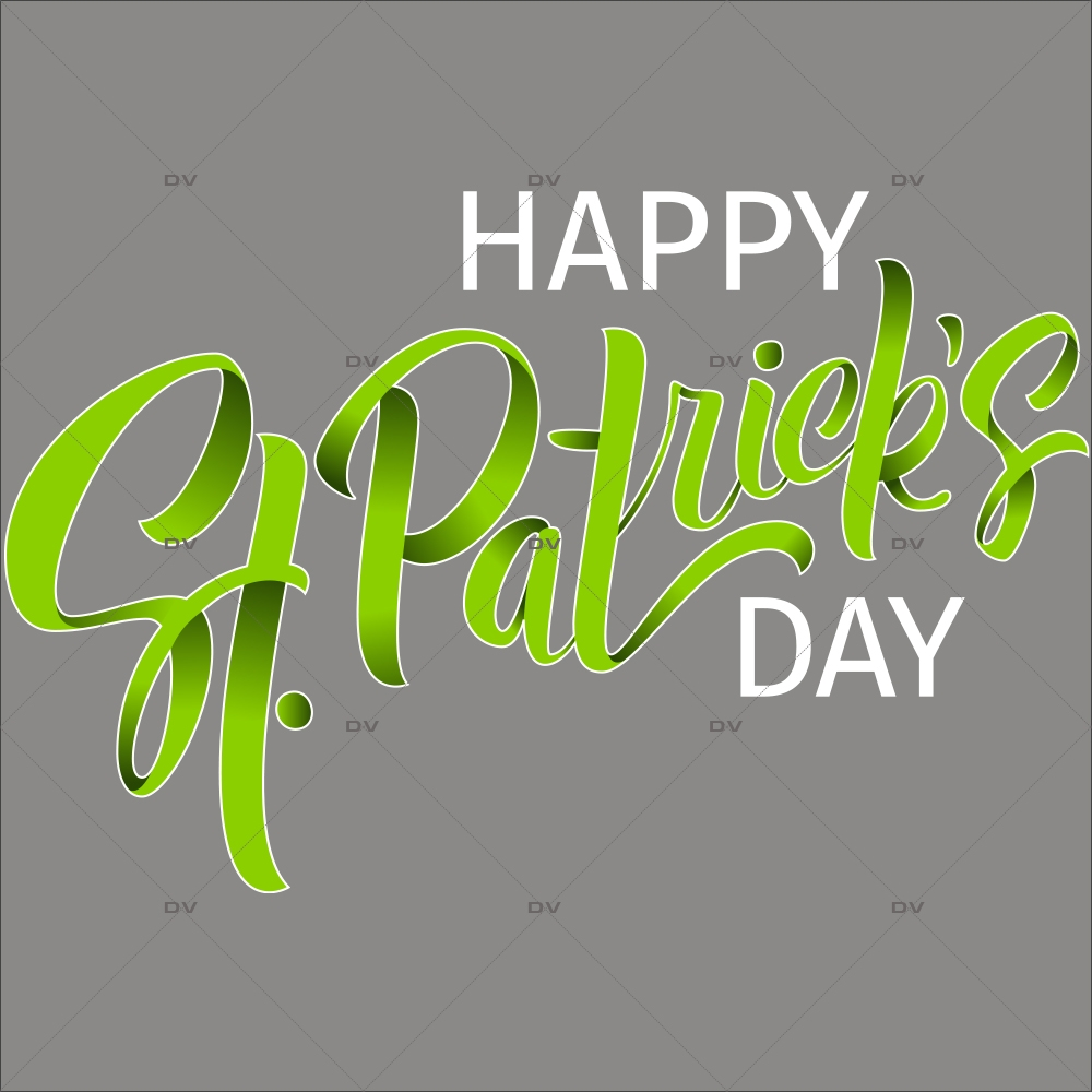 sticker-texte-happy-st-patrick-day-ruban-st-patrick-day-decoration-vitrine-vitrophanie-electrostatique-DECO-VITRES-STP4