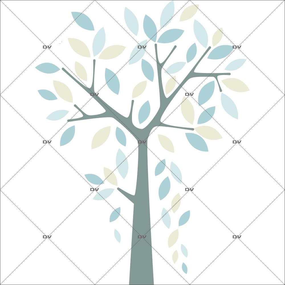 sticker-chambre-bebe-arbre-pluie-de-feuilles-bleu-enfant-garcon-tissu-adhesif-enlevable-encres-ecologiques-DECO-VITRES