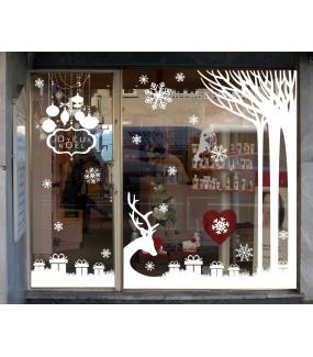 vitrine-noel-decoration-renne-foret-arbres-blancs-frises-cadeaux-cristaux-vitrophanies-noel-electrostatique-sans-colle-stickers-DECO-VITRES