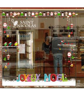 vitrine-sticker-electrostatique-vitrophanie-noel-renne-oiseau-sapin-bonhomme-de-neige-cristaux-neige-paquets-cadeaux-banderole-joyeux-noel-saint-nicolas-deco-vitres