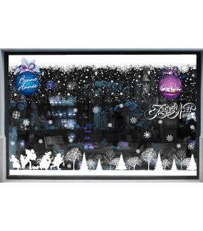vitrine-noel-decoration-sticker-electrostatique-vitrophanie-frise-boules-geantes-personnages-shopping-noel-flocons-arbres-givres-frises-cristaux-frises-electrostatique-reutilisable-decoration-DECO-VITRES