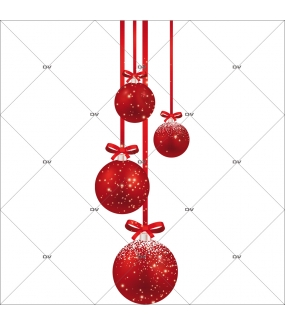 sticker-suspensions-boules-rouges-flocons-vitrine-noel-electrostatique-vitrophanie-sans-colle-DECO-VITRES-FB33G