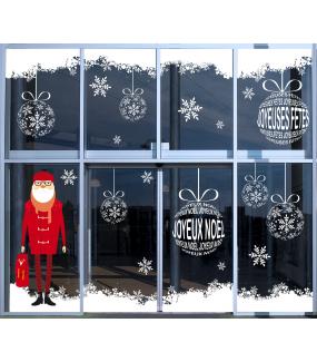 vitrine-noel-decoration-frise-neige-cristaux-suspensions-boules-geantes-pere-noel-hipster-stickers-vitrophanies-noel-electrostatique-sans-colle-DECO-VITRES