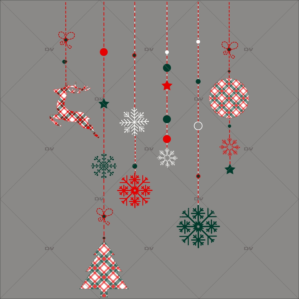 sticker-suspensions-boules-renne-sapin-flocons-etoiles-cristaux-ecossais-vitrine-noel-electrostatique-vitrophanie-sans-colle-DECO-VITRES-FDN10D