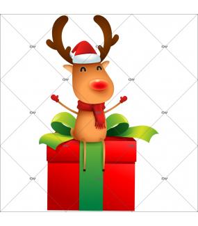 sticker-etagere-renne-noel-paquet-cadeau-vitrine-noel-electrostatique-vitrophanie-sans-colle-DECO-VITRES-LUD10