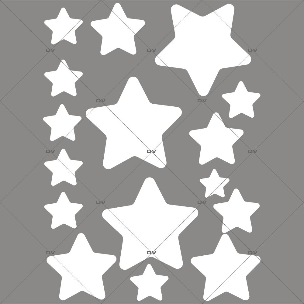 sticker-etoiles-bords-arrondis-blanches-pre-decoupees-vitrine-noel-electrostatique-vitrophanie-sans-colle-DECO-VITRES-CET7