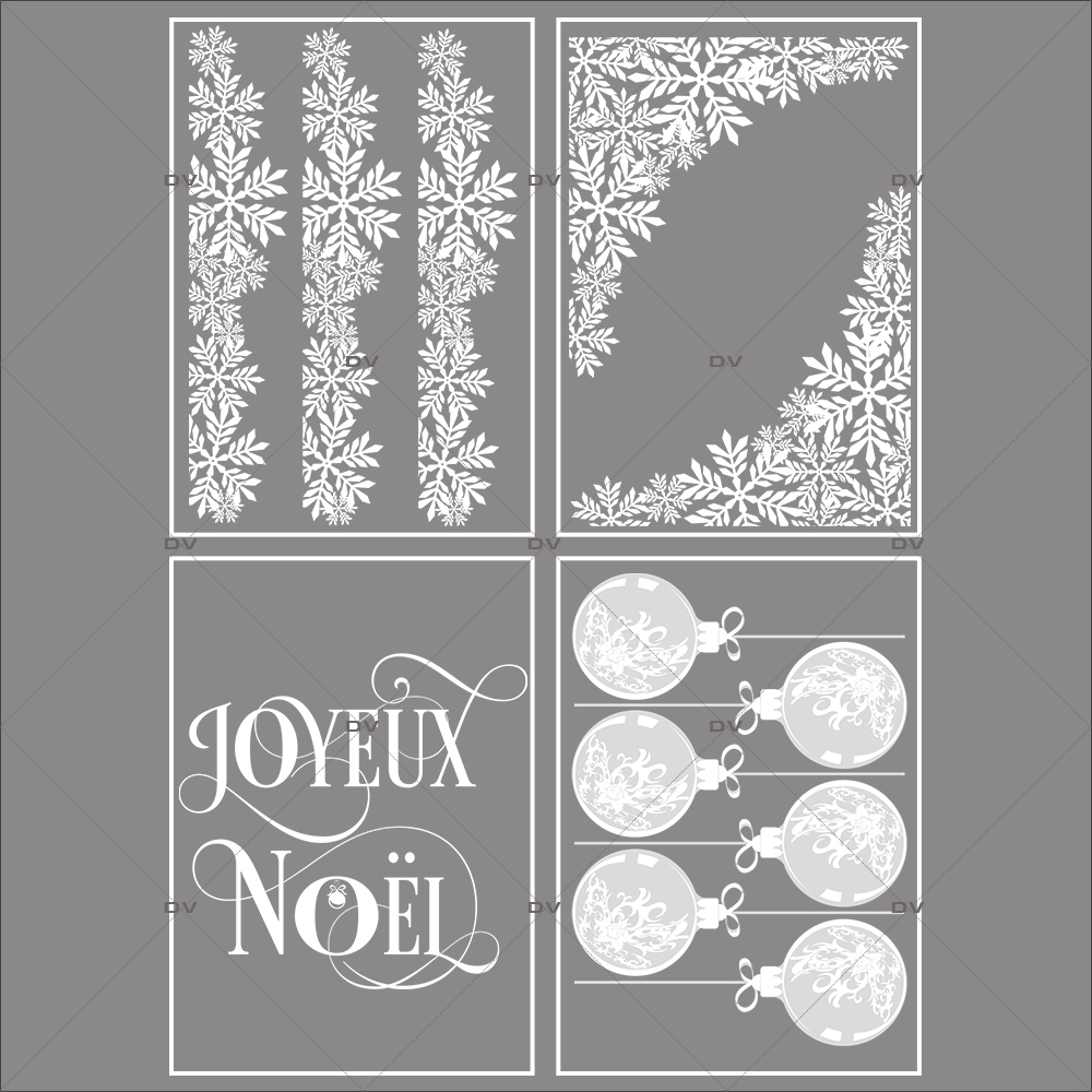 ot-promotionnel-4-stickers-vitrine-noel-chic-puppies-cristaux-frises-et-angles-boules-geantes-texte-joyeux-noel-electrostatique-sans-colle-repositionnable-DECO-VITRES-KIT300