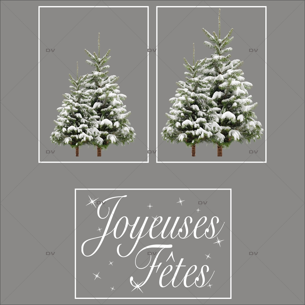 lot-promotionnel-3-stickers-vitrine-noel-nature-sapins-enneiges-hiver-texte-joyeuses-fetes-electrostatique-sans-colle-repositionnable-DECO-VITRES-KIT75