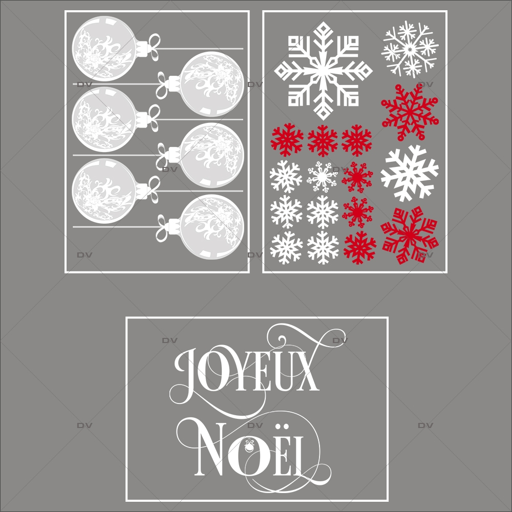 lot-promotionnel-3-stickers-vitrine-noel-volutes-givrees-boules-geantes-cristaux-texte-joyeux-noel-electrostatique-sans-colle-repositionnable-DECO-VITRES-KIT87
