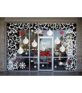 vitrine-decoration-noel-volutes-givrees-cristaux-noeud-cadeau-rouge-vitrophanie-electrostatique-DECO-VITRES