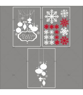 lot-promotionnel-3-stickers-vitrine-noel-elegant-cristaux-enseigne-joyeux-noel-suspensions-de-boules-electrostatique-sans-colle-repositionnable-DECO-VITRES-KIT45