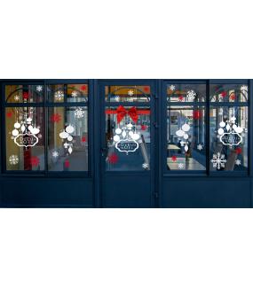 vitrine-decoration-noel-elegant-suspensions-boules-noeud-cadeau-ruban-rouge-enseigne-texte-joyeux-noel-cristaux-neige-vitrophanie-electrostatique-stickers-repositionnable-reutilisable-sans-colle-DECO-VITRES