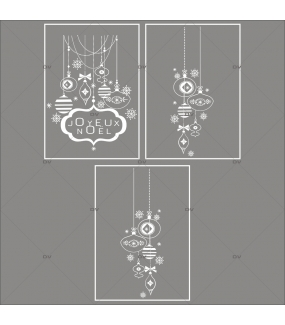 lot-promotionnel-3-stickers-vitrine-noel-elegant-enseigne-joyeux-noel-suspensions-de-boules-et-cristaux-electrostatique-sans-colle-repositionnable-DECO-VITRES-KIT140