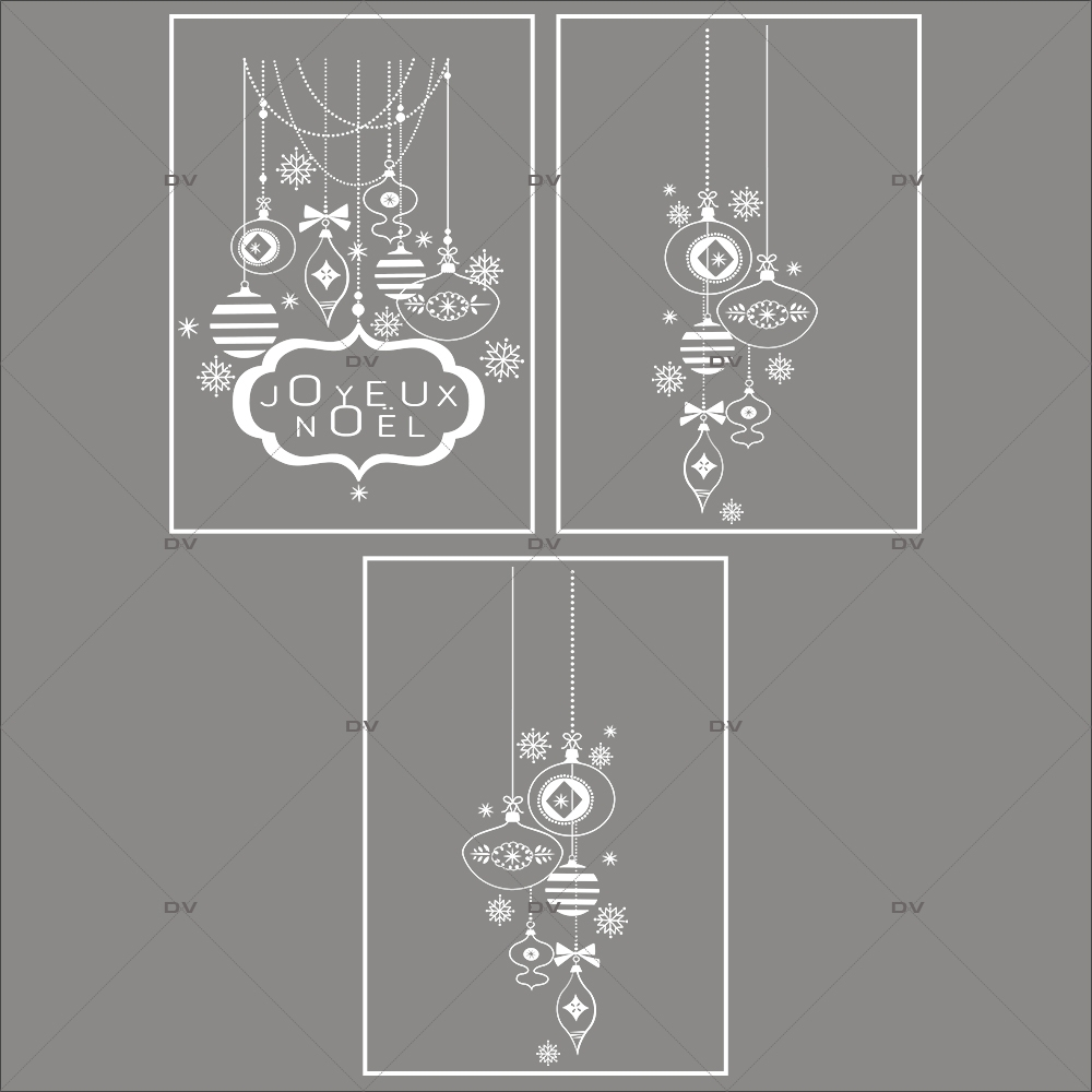 lot-promotionnel-3-stickers-vitrine-noel-elegant-enseigne-joyeux-noel-suspensions-de-boules-et-cristaux-electrostatique-sans-colle-repositionnable-DECO-VITRES-KIT140
