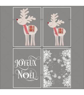 lot-promotionnel-4-stickers-vitrine-noel-traditionnel-frises-entourage-cristaux-rennes-texte-joyeux-noël-electrostatique-sans-colle-repositionnable-DECO-VITRES-KIT42