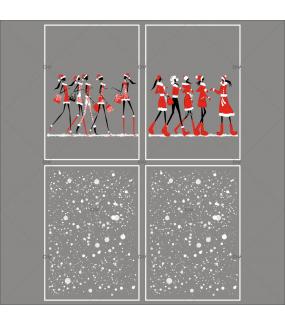 lot-promotionnel-3-stickers-vitrine-noel-fashion-mannequin-filles-shopping-de-noel-frises-de-flocons-effet-depoli-et-blancs-sports-hiver-electrostatique-sans-colle-repositionnable-DECO-VITRES-KIT53