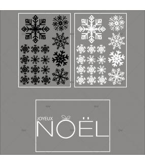 lot-promotionnel-3-stickers-vitrine-noel-graphique-cristaux-blancs-et-noirs-texte-joyeux-noel-electrostatique-sans-colle-repositionnable-DECO-VITRES-KIT68