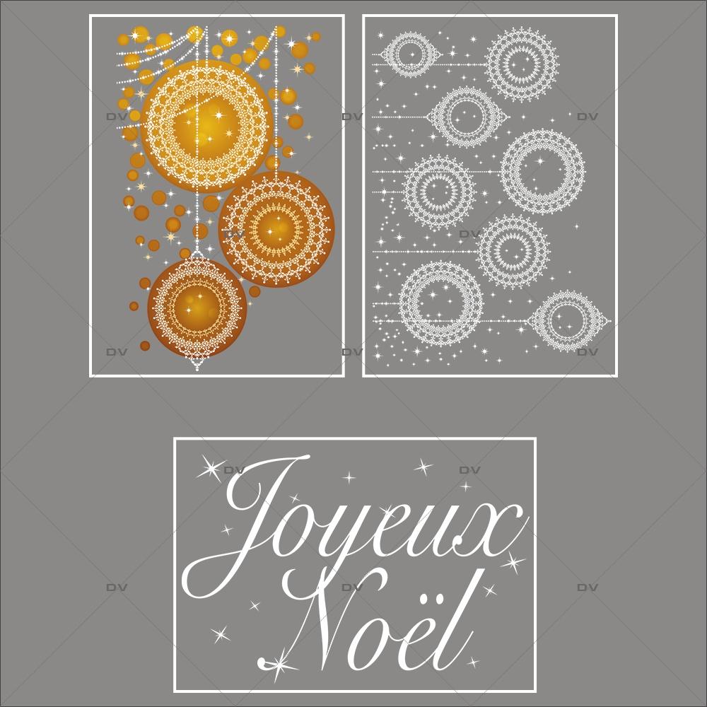 lot-promotionnel-3-stickers-vitrine-noel-cristallin-angle-et-frise-de-boules-suspendues-texte-joyeux-noel-electrostatique-sans-colle-repositionnable-DECO-VITRES-KIT111