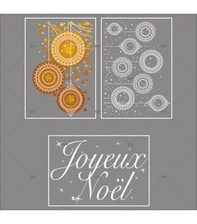 lot-promotionnel-3-stickers-vitrine-noel-cristallin-angle-et-frise-de-boules-suspendues-texte-joyeux-noel-electrostatique-sans-colle-repositionnable-DECO-VITRES-KIT112
