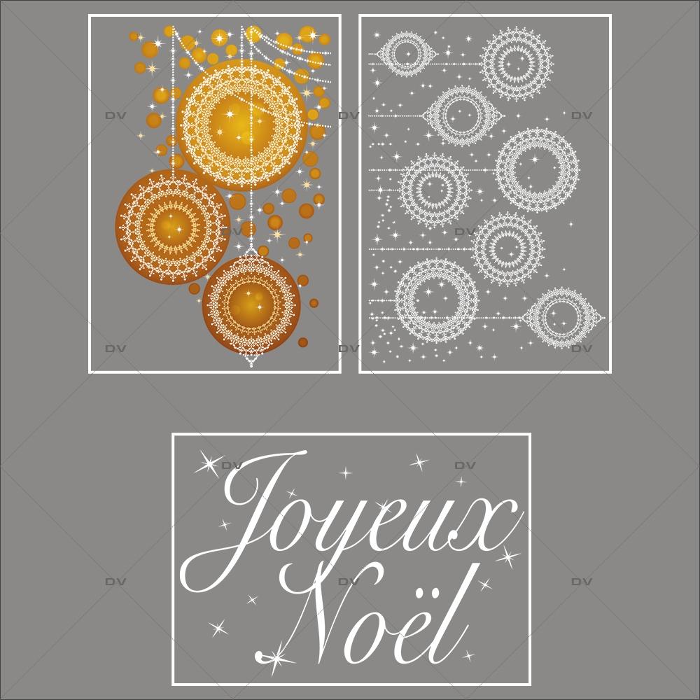 lot-promotionnel-3-stickers-vitrine-noel-cristallin-angle-et-frise-de-boules-suspendues-texte-joyeux-noel-electrostatique-sans-colle-repositionnable-DECO-VITRES-KIT112