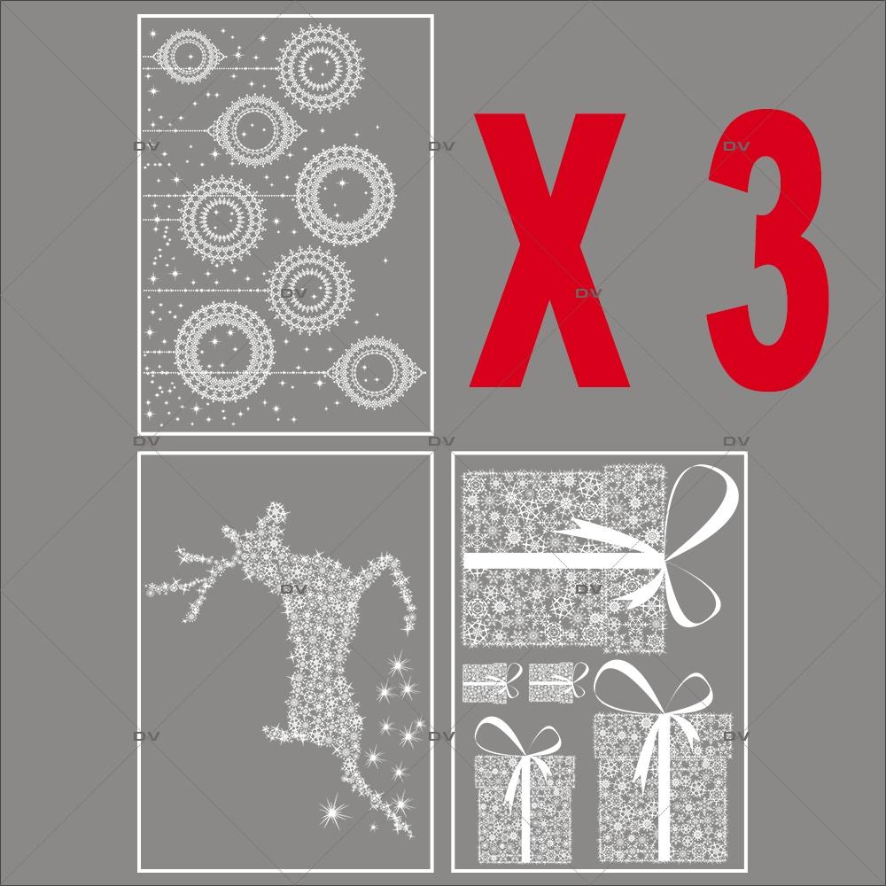 lot-promotionnel-3-stickers-vitrine-noel-cristallin-frises-de-boules-suspendues-renne-paquets-cadeaux-en-cristaux-electrostatique-sans-colle-repositionnable-DECO-VITRES-KIT115