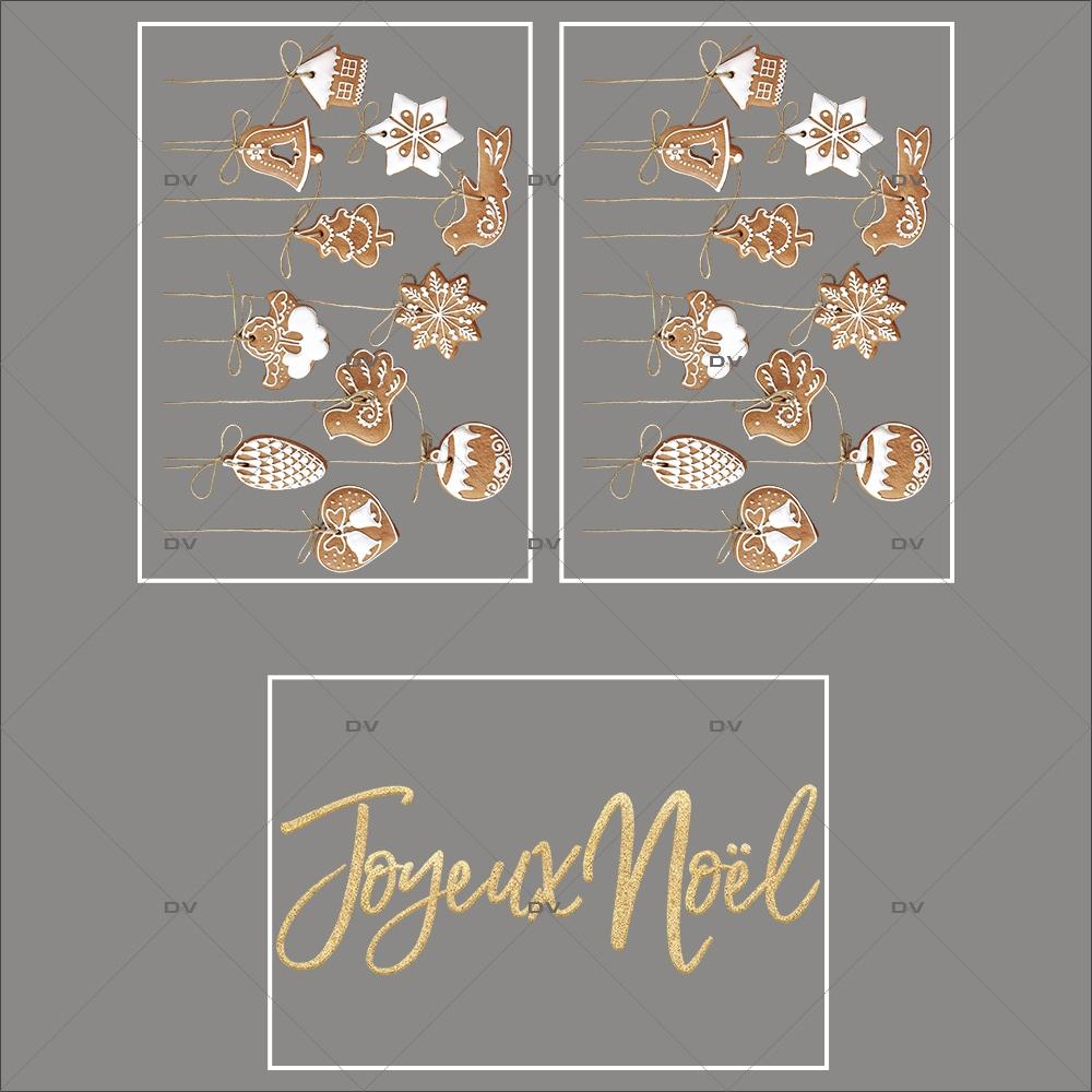 lot-promotionnel-3-stickers-vitrine-noel-gourmand-frises-gourmandises-de-noel-gateaux-traditionnels-texte-joyeux-noel-dore-electrostatique-sans-colle-repositionnable-DECO-VITRES-KIT153