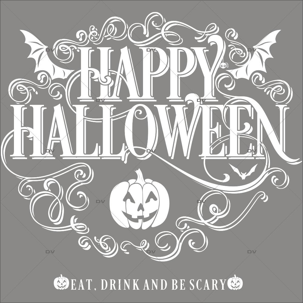 sticker-texte-hapy-halloween-citrouilles-chauve-souris-vitrophanie-decoration-vitrine-electrostatique-sans-colle-DECO-VITRES-HALL90