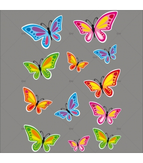 sticker-papillons-multicolores-printemps-decoration-vitrine-vitrophanie-paques-electrostatique-sans-colle-reutilisable-DECO-VITRES-PAP16