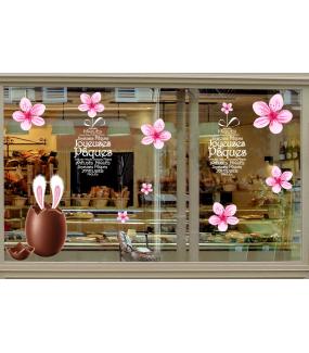photo-sticker-oeuf-de-paques-chocolat-oreilles-lapin-fleurs-sakura-texte-joyeuses-paques-decoration-vitrine-vitrophanie-electrostatique-sans-colle-reutilisable-DECO-VITRES