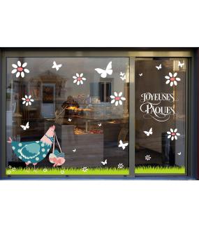 photo-sticker-poule-ruban-oeufs-frises-herbe-papillons-texte-joyeuses-paques-vert-chocolat-cloches-decoration-vitrine-vitrophanie-electrostatique-sans-colle-reutilisable-DECO-VITRES
