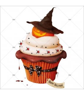 sticker-citrouille-halloween-cup-cake-ballon-chapeau-sorciere-araignees-boulangerie-patisserie-vitrophanie-electrostatique-sans-colle-repositionnable-DECO-VITRES-HALL96
