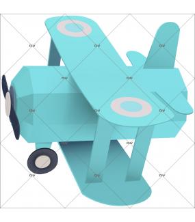 sticker-avion-chambre-bebe-garcon-enfant-tissu-adhesif-enlevable-encres-ecologiques-latex-sans-pvc-DECO-VITRES-ST161i