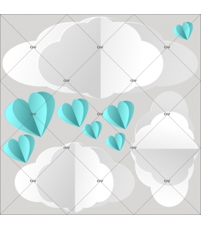 sticker-nuages-coeurs-chambre-bebe-garcon-enfant-tissu-adhesif-enlevable-encres-ecologiques-latex-sans-pvc-DECO-VITRES-ST163