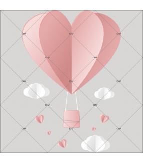 sticker-montgolfiere-coeurs-roses-nuages-chambre-bebe-fille-enfant-tissu-adhesif-enlevable-encres-ecologiques-latex-sans-pvc-DECO-VITRES-ST160