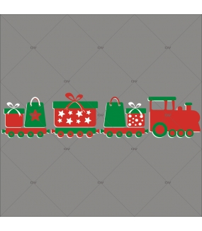 sticker-petit-train-de-noel-etoile-cadeaux-rouge-vert-blanc-theme-cartoon-old-school-vitrine-noel-electrostatique-vitrophanie-sans-colle-DECO-VITRES-TN2G