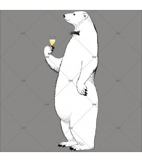 sticker-ours-polaire-noeud-papillon-reveillon-vin-champagne-caviste-noel-theme-polaire-arctique-cotillon-gourmet-gourmand-vitrine-noel-electrostatique-vitrophanie-sans-colle-DECO-VITRES-OR8D